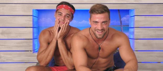 """""""Love Island"""": Marcellino und Tobias melden sich zuerst"""