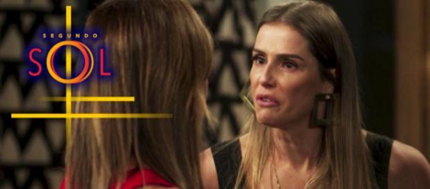 O mistério por trás da relação entre Laureta e Karola