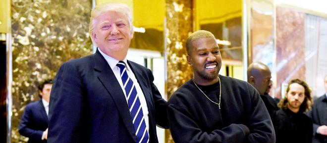 Kanye West souhaite que Colin Kaerpernick et Donald Trump se rencontrent