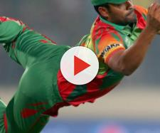 Bangladesh v Zimbabwe live cricket streaming (Image via ICC/Twitter)