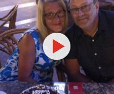 David Humphries, deceduto durante una vacanza sul Mar Rosso, e la moglie Lynda