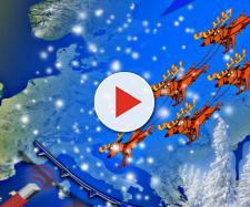 Ognissanti glaciale, meteo del 3 novembre