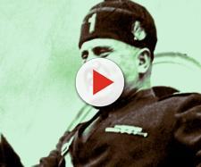 Milano: ambulante espone quadro di Mussolini, espulso da dal mercatino delle pulci