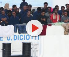 Salvini sotto inchiesta per il caso Diciotti (Fonte: LA SICILIA - Youtube)