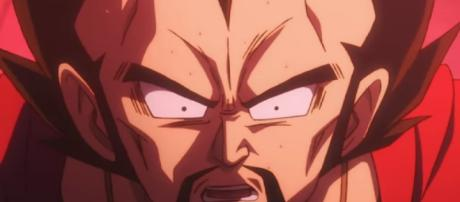 Dragon Ball Super: Broly: An image of Broly scares the fans Image credit:IGN/YouTube screenshot.