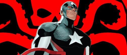 Capitão América enquanto agente da Hydra.