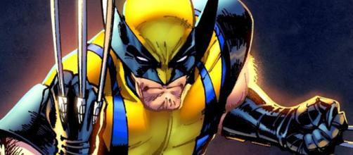 "James ""Logan"" Rowlet, o Wolverine."