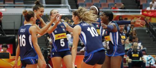 Mondiali di pallavolo femminile: Uliveto censura Enogu e Sylla.