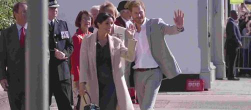 Prince Harry, Duchess Meghan arrive in Australia for official visit (Image via Kensington Palace/Twitter)