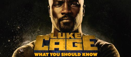 Luke Cage fans were vocal on Twitter. - [Marvel / YouTube screencap]