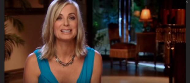 Ashley's final week in Genoa City will be filled with bombshell revelations.[Image Source: Trend Street/YouTube]
