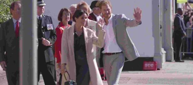 Prince Harry, Duchess Meghan arrive in Australia for official visit (Image via Kensington Palace/Twitter)
