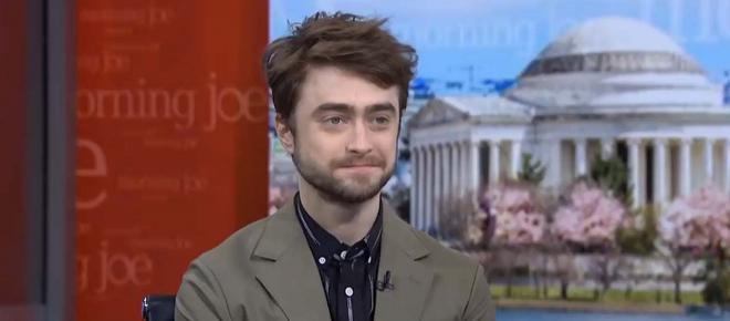 Harry Potter star Daniel Radcliffe says children no longer recognise him