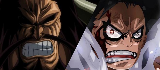 One Piece: Kaido es un dragón que se comió la fruta humana (Spoilers)