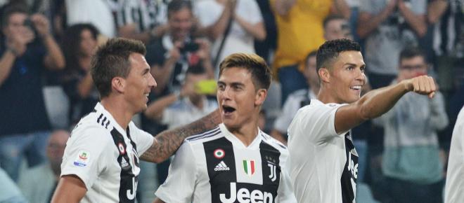 Juventus, la possibile formazione: Mandzukic e Ronaldo guidano l'attacco contro il Genoa