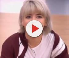 Alba Reche, durante la clase con Andrea Villalonga. / YouTube