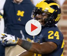 Michigan beat Michigan State in Week 8. - [Detroit News / YouTube screencap]