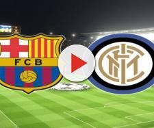 Diretta Barcellona-Inter in chiaro su Rai Uno: Messi out per la Champions League