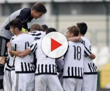 I giovani del settore Primavera della Juventus