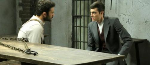 Anticipazioni, Il Segreto: Prudencio aiuterà Saul ad evadere dal carcere