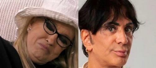 Eleonora Giorgi e Ivan Cattaneo attaccano Benedetta Mazza