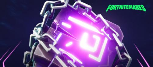 Fortnite teases 'Fortnitemares' event. [image credits: Fortnite/Twitter]