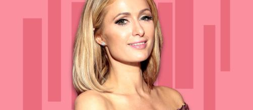 Paris Hilton balla con Malgioglio a Domenica Live.