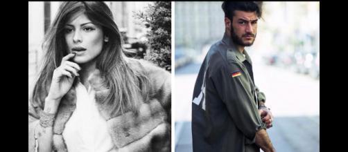 Uomini e donne: Lorenzo Riccardi e Giulia Cavaglia.