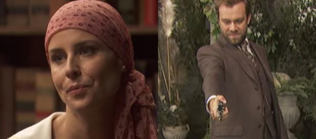 Spoiler, Il Segreto: Fernando vuole uccidere Gonzalo, Adela in ospedale dopo un malore