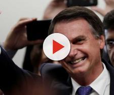 Candidato do PSL, Jair Bolsonaro