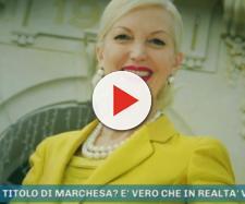 Marchesa D'Aragona, l'ex marito rivela: 'è baronessa'
