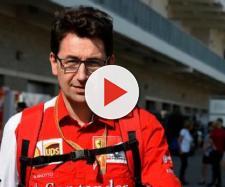 Mattia Binotto sarebbe nel mirino della Mercedes - twitter.com
