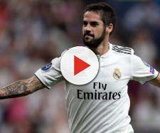 Real Madrid : Isco tacle Cristiano Ronaldo