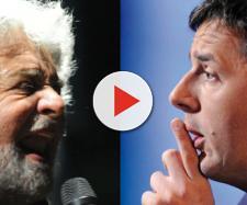 Renzi attacca Beppe Grillo per le dichiarazioni sull'autismo