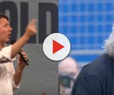 Renzi attacca Grillo per le sue parole ironiche ma che offendono gli autistici