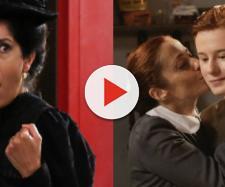 Spoiler Una Vita: Carmen ha un figlio, Rosina gelosa di Donna Susana