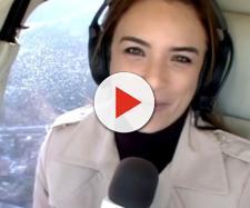 Veruska Donato fez uma entrada ao vivo para o Bom Dia SP, logo após o incidente.