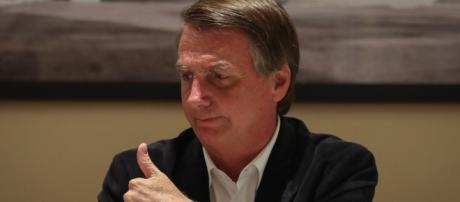 Candidato a Presidência da República, Jair Messias Bolsonaro (PSL)