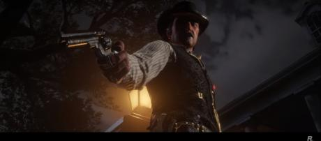 MediaMarkt listed the PC version 'Red Dead Redemption 2' release date next year [Image Credit: Rockstar Games/YouTube screencap]