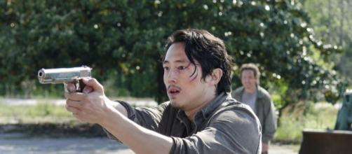 A morte de Glenn foi uma das mais sentidas pelo público e também uma das mais violentas