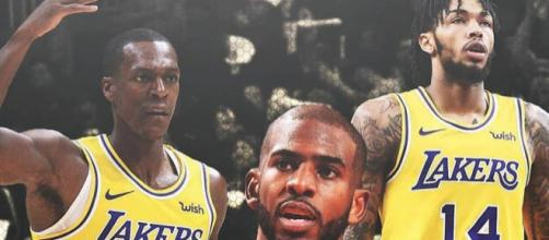 Breaking: NBA announces punishment for Rondo, CP3 and Ingram after fight [Image by baloncestord / Instagram]