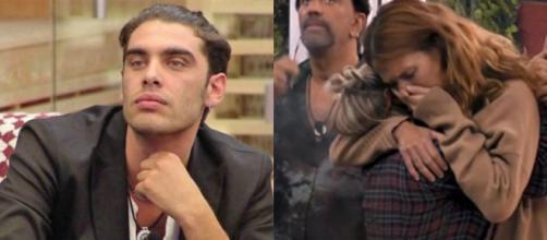 Gf Vip: Jane reagisce male alla proposta di nozze, Dasha avrebbe lasciato Stefano