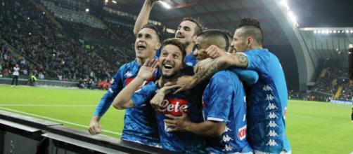 Il Napoli sbanca la Dacia Arena per 3-0