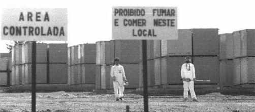 O acidente com o Césio 137 em Goiânia assustou o Brasil