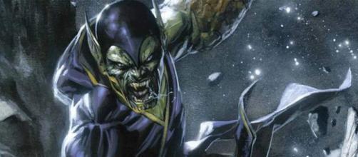 Os Skrulls são uma constante ameaça ao planeta Terra nos quadrinhos.