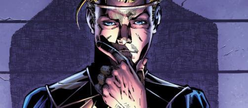 Ozymandias, o vilão secreto de Watchmen.