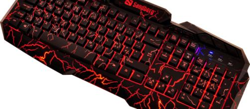 Sandberg Thunderstorm Keyboard Nordic (640-01) - sandberg.it