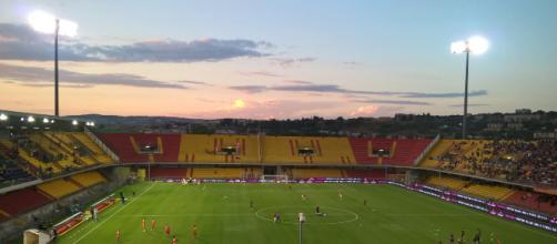 Stadio Benevento Serie BKT campionato