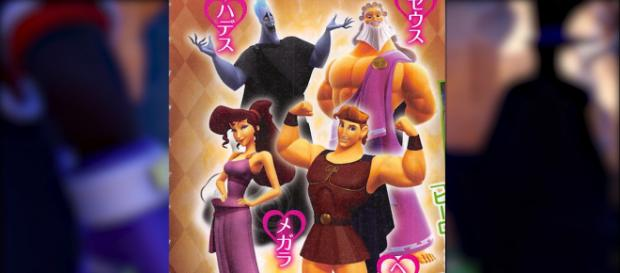 New 'Kingdom Hearts 3' photos revealed characters from 'Hercules' [Image Credit: TheGamersJoint/YouTube screenshot]