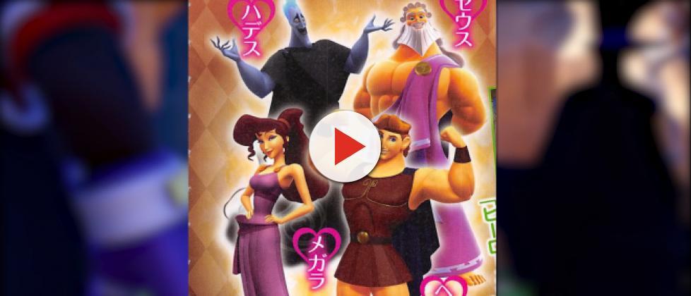 Kingdom Hearts 3 Update: Square Enix reveal Twilight Town, Mt Olympus levels